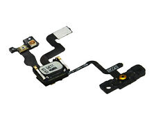 Originale Iphone 4s Alimentazione/Blocco Tasti Flex Cable Con Auricolare &
