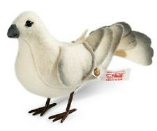 "SAVE! 4"" DOVE by Steiff of Germany 034336 - 2014 Ltd Ed/1500 Wool Felt - NEW!!"