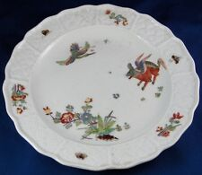 Antique Mid 18thC Meissen Porcelain Korean Lion Kakiemon Plate Porzellan Teller