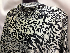 *SPECIAL OFFER* Top Quality Velvet Velour In Animal Print Dress/Crafts Fabric