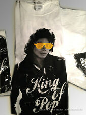 "Limited Edition Shutter Shades MICHAEL JACKSON ""King of Pop"" Tee & FREE SHADES"