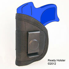 IWB Holster for Ruger LC9 with LaserMax Laser - Watch Video Demonstration!