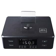 D9 NFC Bluetooth Speaker Charging Dock Station Remote Control for iPhone Android