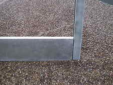 concrete gravel boards heavy duty square edge