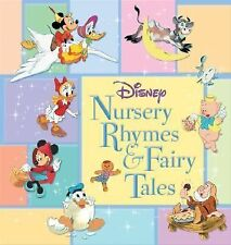 Disney Nursery Rhymes & Fairy Tales (Disney Storybook Collections)