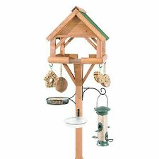 Gardman BIRD TABLE ACCESSORY SET Table & Food NOT Included | FREE Fast Delivery!