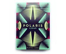 POLARIS Lunar EDITION POKER carte da gioco playing cards