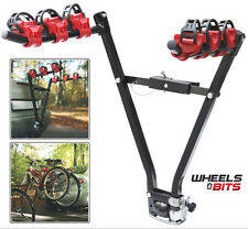 WNB UNIVERSAL TOW BALL MOUNTED BIKE BICYCLE CARRIER CAR RACK FOR 3 BIKES BICYCLE