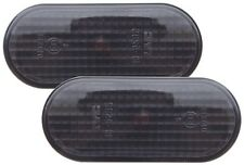 VW GOLF MK4 97-03 SMOKED BLACK SIDE REPEATERS INDICATORS