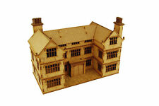 TIMBER FRAMED MANOR HOUSE 28mm Building Terrain L011
