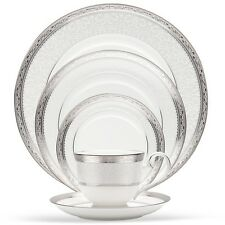 Noritake Odessa Platinum 40Pc China Set, Service for 8