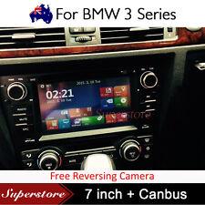 """7"""" BMW E90 E91 E92 Car DVD GPS Stereo Player Head Unit for BMW 320i 325i 330i"""