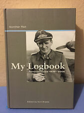 My Logbook : Reminiscences 1938-2006 (2007, Book, Other, Autographed)