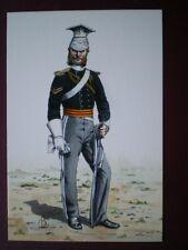 POSTCARD 17TH LIGHT DRAGOONS VARNA 1854 OFFICER ALIX BAKER