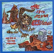 THE 13TH FLOOR ELEVATORS - HIS EYE IS ON THE PYRAMID - 32 TRACKS -2 CDs-NEW