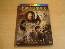 2-DISC SPECIAL EDITION DVD / THE LORD OF THE RINGS - THE RETURN OF THE KING