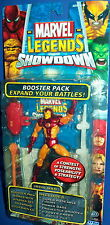 MARVEL LEGENDS SHOWDOWN figure IRON MAN booster pack 2006 NEW