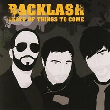 BACKLASH Shape Of Things To Come CD 2006
