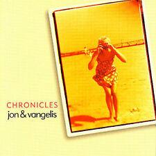 Chronicles * by Jon & Vangelis (CD, Apr-2000, Universal/Spectrum) NEW