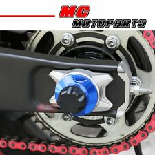 For Yamaha MT-07 CNC Rear Axle Protector Sliders Accessory FZ-07 MT07 14 15