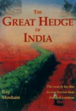 The Great Hedge of India by Roy Moxham (Hardcover 2001)