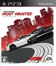 (Used) PS3 Need for Speed Most Wanted (Criterion)  [Import Japan]()