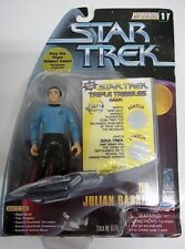 STAR TREK  Dr. Julian Bashir Actionfigur Playmates ca. 11 cm OVP