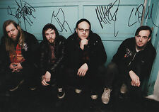 Cancer Bats Autogramme full signed 20x30 cm Bild