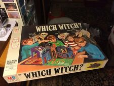 Vintage 1970 Which Witch? Board Game  Excellent condition. COMPLETE