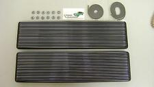 Camaro 67 SS Super Sport Hood Louvers kit 16pc with Gaskets & Nuts **In Stock!**