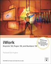 Apple Training Series : iWork - Keynote '09, Pages '09, and Numbers '09
