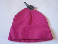 BEANIE HAT, PINK, NEW WITH TAG BY TOPSHOP
