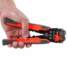 AMYAMY Professional Automatic Electric Cable Wire Stripper Wire Striper Cutter