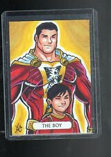 2016 Cryptozoic DC Justice league Vincent Pietro Moavero sketch card