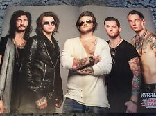 Asking Alexandria/Oli Sykes/Black Veil Brides - Double sided Centerfold Poster