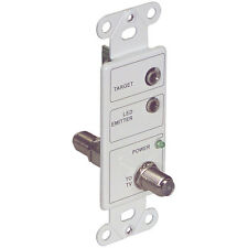 Channel Plus 2100A IR Wall Plate Insert w/RF Out