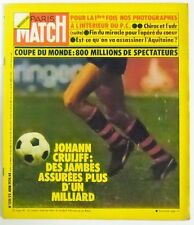 Paris Match N° 1311 - 22 juin 1974 - Johann Cruijff, coupe du monde
