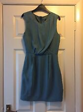Women's Green Fitted TOPSHOP dress Size 6