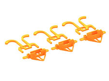 "Lynx Inductrix / ""Tiny Whoop"" Orange TPU Rollbar Camera Mount 7/15/20 LX1994-1"