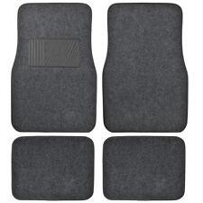Superior Dark Gray Design Front and Rear Car Auto Carpet Premium Floor Mat