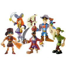 Scooby Doo Pirates Action Figures Shaggy Velma  Daphne Fred Official