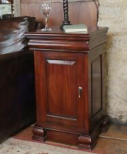 La Roque solid mahogany furniture side end lamp table