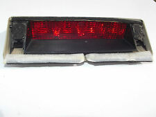 1988-1994 Jaguar XJ6 Sovereign Third Brake Light & Tan cover Tested Used Hella