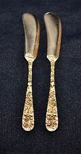 PRINCESS BY STIEFF STERLING SILVER BUTTER KNIVE(S) BIDDING ON 1 TAKING UP TO 12