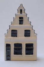 KLM Blue Delft Dutch Miniature House No. 73