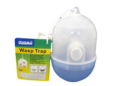 Hanging Wasp Yellowjacket Trap No Poison Chemicals Free Bee Bug Catcher Insects