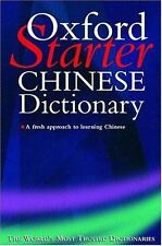 The Starter Oxford Chinese Dictionary