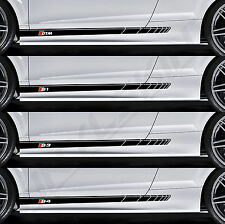 AUDI DTM S1 S3 S4 Superior Cast Side Stripes Decals Stickers S-line A4 Quattro