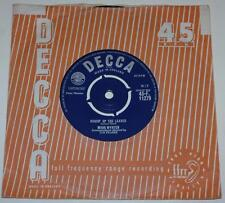 MARK WYNTER*KICKIN' UP THE LEAVES*THAT'S WHAT I THOUGHT*1960*DECCA 11279*EX+