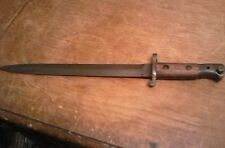 PRE WWI BRITISH SANDERSON SHIFFIELD BAYONET